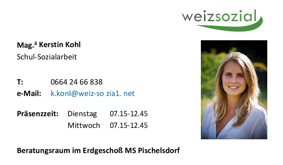 Schulsozialarbeit PTS Pischelsdorf 20210924